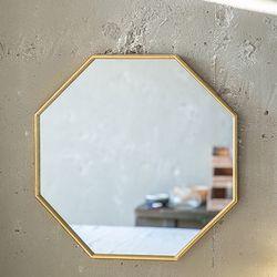 071403 팔각형 금속 거울
