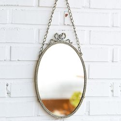 071405 타원 금속 거울