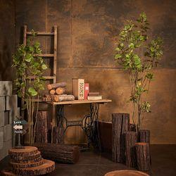 떡갈 인테리어 인조 조화 나무(180cm) 플랜테리어