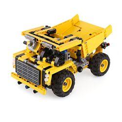 블럭 테크닉 스마트 중장비 마이닝 트럭 블럭RC 488pcs