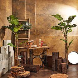 몬스 인테리어 인조 조화 나무(180cm) 플랜테리어