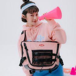 데이라이프 시그널 메신저백 (핑크)