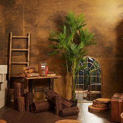 팔로 팜 아레카 야자 인조 조화 나무(210cm)
