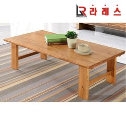 소나무 접이식 900 다용도 테이블