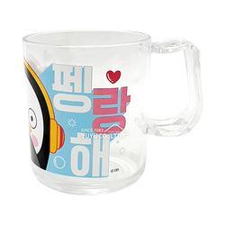 펭수 치카치카 양치컵 - 칫솔홀더와 컵이 하나로