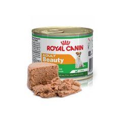 로얄캐닌 독 어덜트 뷰티 캔 195gX12개애견습식사료