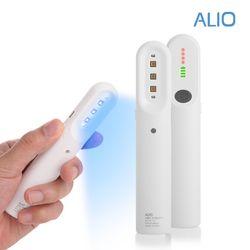 알리오 all클린 UV-C 휴대용 살균기 보조배터리