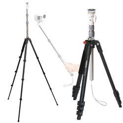 VT-3419M 프로페셔널 카메라 액션캠 셀카봉 삼각대