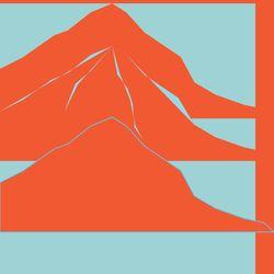 세개의 산 엽서
