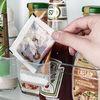 아토소 4도어냉장고 선반 클립형 소스 보관 포켓 정리대 트레이
