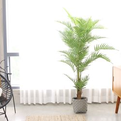 조화나무 아레카야자 화분세트 고퀄리티 인조나무