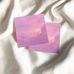 Pink Sky 엽서