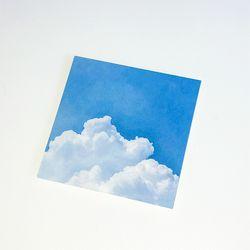 [당일발송] Cloud 엽서