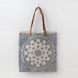 N Bandana Vintage Echo Bag