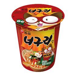 [무료배송] 너구리 컵 62g x 30개