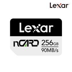 렉사 공식판매원 화웨이 NM 나노 메모리 카드 256GB