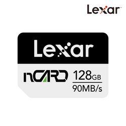 렉사 공식판매원 화웨이 NM 나노 메모리 카드 128GB