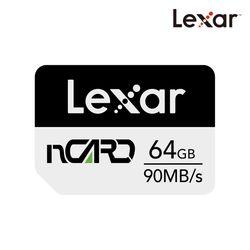 렉사 공식판매원 화웨이 NM 나노 메모리 카드 64GB