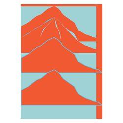 네개의 산