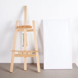 직사각 캔버스 40x70cm+이젤 90cm DIY 장식 FDIYFT