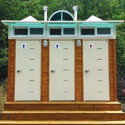T124자연발효식 이동화장실
