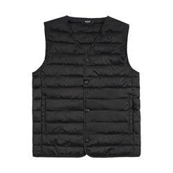 Light Down Vest (black)