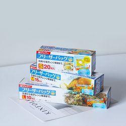 인블룸 식품용 위생봉투 지퍼백 중형 15매