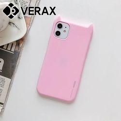 아이폰7플러스 냥냥 보니 심플 슬림 젤리 케이스 P523