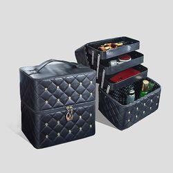 특대형 메이크업 박스 보관함 화장품정리 정리함