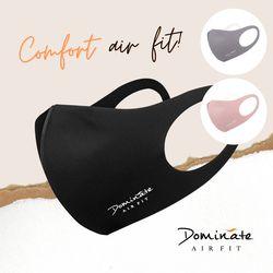 [무료배송] [무배]도미네이트 3D 에어핏 신소재 마스크 3SET