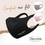 [무료배송/유진착용] [무배]도미네이트 3D 에어핏 신소재 마스크 3SET