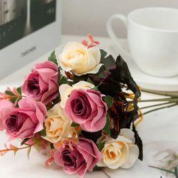 ABM 장미 꽃다발 핑크