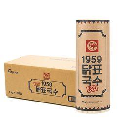 1959 닭표국수 1kg x 10개입