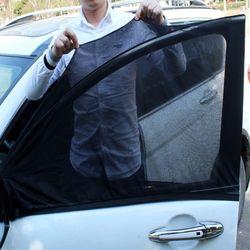 1Plus1 차량용 안티버그 모기장 방충망 햇빛가리개