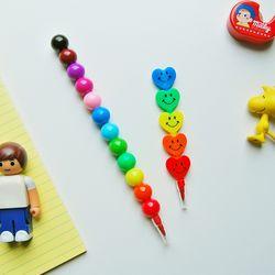 줄줄이 색연필
