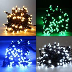 LED 방수형100구앵두전구트리전구캠핑조명야외조명카페조명