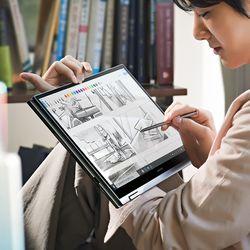 삼성 갤럭시북 플렉스 알파 NT750QCR-A38A  인강용노트북