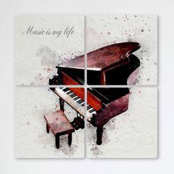 bf059-멀티액자음악은나의인생2