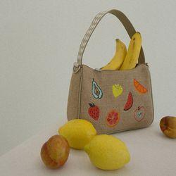 Fruity hobo bag