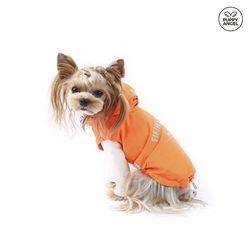퍼피엔젤 강아지우비 강아지비옷 산책커버롤 (조끼형) OW300