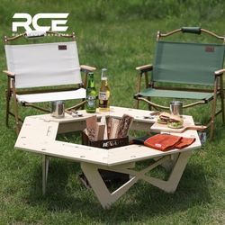 RCE 헥사 메인 화로 캠핑 테이블