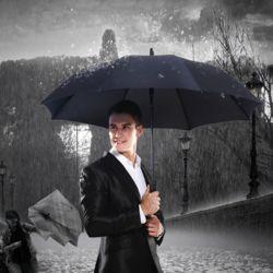 자동 골프우산/장우산