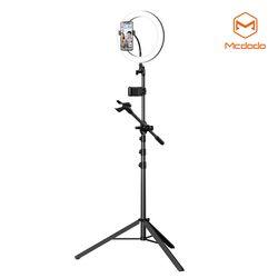 Mcdodo LED 링라이트 개인방송용 멀티 거치 삼각대  TB-798