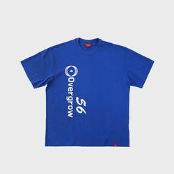 56 백넘버 티셔츠 블루
