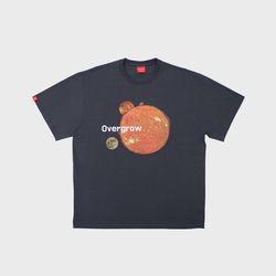 더 코스믹 티셔츠 차콜
