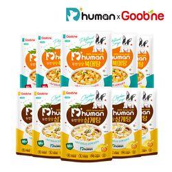 강아지보양식 영양듬뿍 삼계탕&북어탕 10팩세트