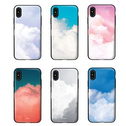 [Try] 구름 도어범퍼 케이스.아이폰6(s)