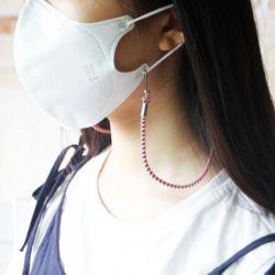 광택 심플 마스크용 목걸이(9colors)