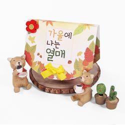 (몽스쿨) KY2078 가을열매 북아트