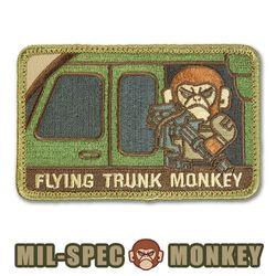 [밀스펙몽키] 패치 플라잉 트렁크 몽키 패치 (멀티캠)